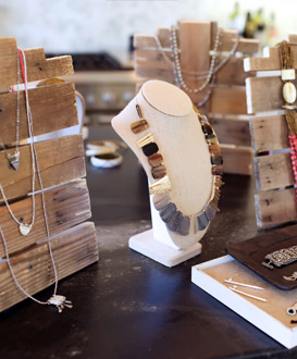 Host and get fair trade jewelry at a discount